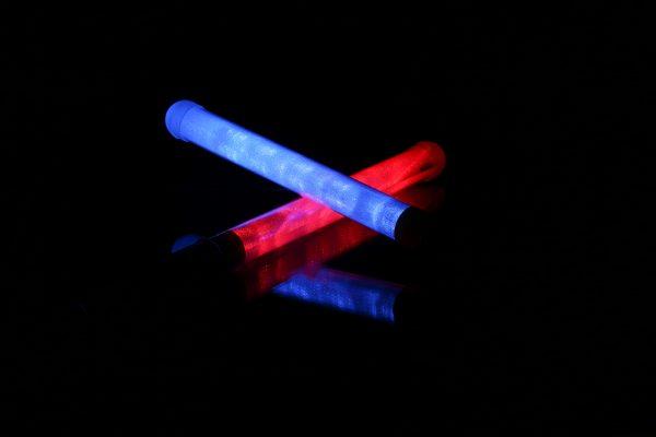 LED tyče